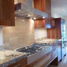 Eclectic Kitchen Countertops by Infinity Countertops