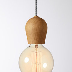modern light bulbs by Nordic Tales
