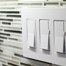 Contemporary Switch Plates And Outlet Covers by Promenade Design + Build