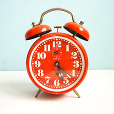 Eclectic Alarm Clocks by Etsy
