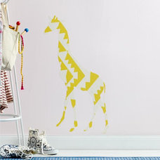 Eclectic Wall Decals by The Land of Nod
