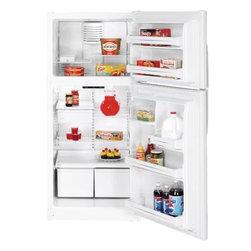 GE - GE Energy Star 18.0 Cu. Ft. Top Freezer Refrigerator - Features: