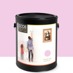 Imperial Paints - Interior Semi-Gloss Trim & Furniture Paint, Easter's Iris - Overview: