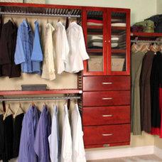 John Louis Home Deluxe Closet Organizer