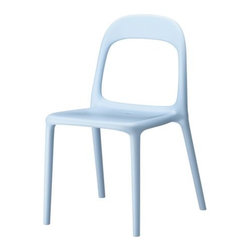 C Öjerstam/M Elebäck - URBAN Chair - Chair, light blue