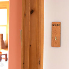 Modern Switch Plates And Outlet Covers by Hannah's Ideas in Wood