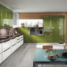 Modern Kitchen Cabinetry by Scavolini La Jolla