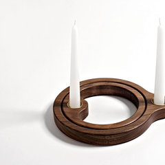 contemporary candles and candle holders by Property