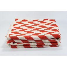 modern throws by Furbish Studio