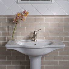 Traditional Tile by B•D•G Design Group