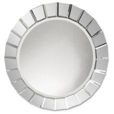 Contemporary Mirrors by Lighting Front