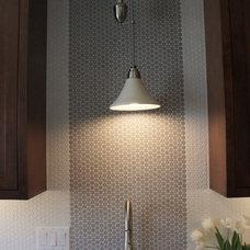 Contemporary Kitchen by Ederra Design Studio