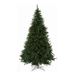 Classic Pine Full Unlit Christmas Tree