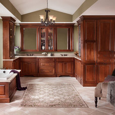 Traditional Bathroom by Innermost Cabinets