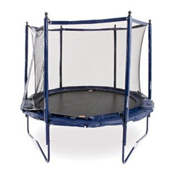 JumpSport Elite 10-ft. Trampoline with Enclosure