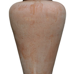 Terra Cotta Vases, Urns and Planters - Tuscan Imports, Inc. is dedicated to providing the highest quality Italian terracotta planters and urns from Impruneta and Siena, hand-carved Vicenza stone, and lightweight poly planters. We are equally dedicated to providing the best service possible.