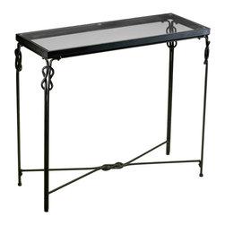 Cyan Design - Cyan Design Lighting 04310 Dupont Console Table - Cyan Design 04310 Dupont Console Table