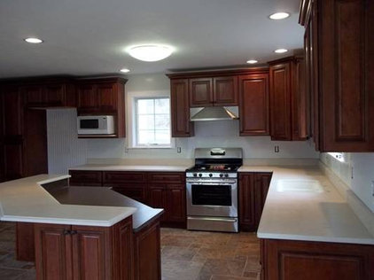 Traditional Kitchen Cabinets by RTA Cabinet Store