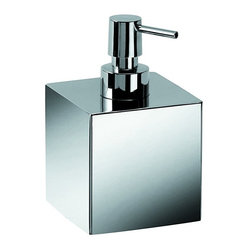 Saon Stainless Steel Soap Dispenser