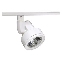 Juno Lighting - Trac-Master T254L 19W Cylindra LED Track Light - The Cylindra 19W LED approximates the light output and distribution of 75W PAR30 halogen lamps, utilizing approximately 1/4 of the energy and having a rated life of 50,000 hours.