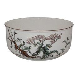 "Villeroy & Boch - Villeroy & Boch Botanica 8"" Round Vegetable Bowl - Villeroy & Boch Botanica 8"" Round Vegetable Bowl"