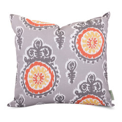 Outdoor Citrus Michelle Large Pillow