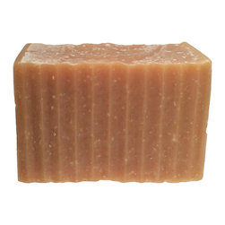 BOSSANOVA - GOAT'S MILK 5.5 OZ SOAP - Goat's Milk has been used as a skin care product since Biblical times, in fact Cleopatra bathed in it and was reportedly the secret to her famously beautiful and amazing skin.