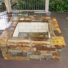Traditional Firepits by Sturgis Material Inc