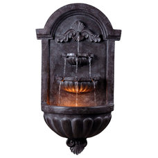 Contemporary Indoor Fountains by Overstock.com