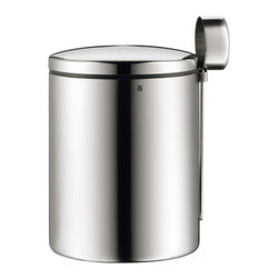 Kult Coffee Canister by WMF - I'm all about keeping things together that are used together, so I think that this canister and scoop set is a coffee bar must.