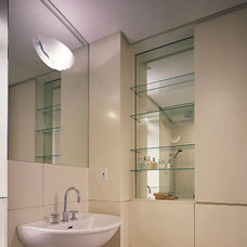 Contemporary Bathroom by James Wagman Architect, LLC