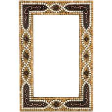 Mediterranean Bathroom Mirrors by American Tile and Stone/Backsplashtogo