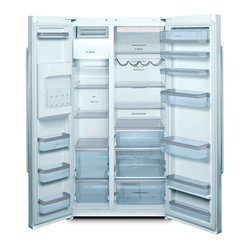 "Bosch 500 Series 36"" Counter-depth Refrigerato,r White 