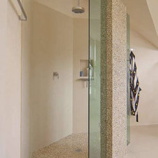 Contemporary Wall And Floor Tile by Tiles Unlimited, Inc.