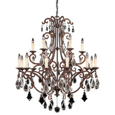 Traditional Chandeliers by Fratantoni Lifestyles