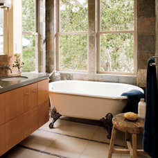 Traditional Bathroom by Pella Windows and Doors