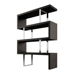 Modloft | Pearl Bookcase -
