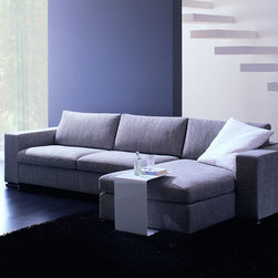 Modern sofa beds - SS 31 - Made in Italy - Modern sofa beds, sectional sofa beds, sofa beds storage, wall beds, Italian furniture, modern furniture, designer furniture, transformable furniture and space saving furniture.