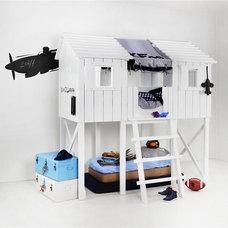 Beds by kidsfactorywebshop.nl