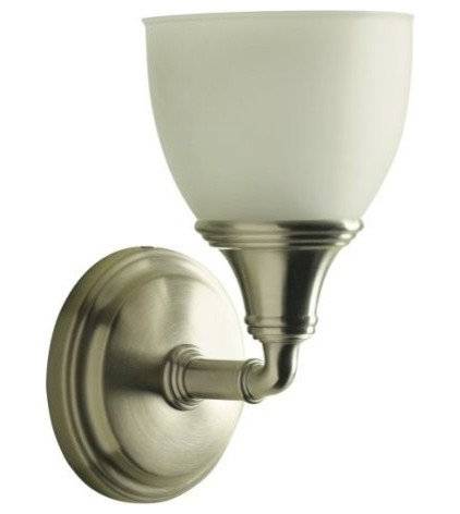 traditional bathroom lighting and vanity lighting by PlumbingDepot.com