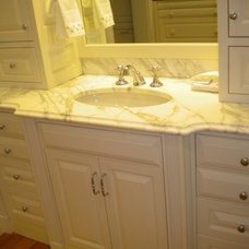 Vanity Tops And Side Splashes  Bathroom Countertops