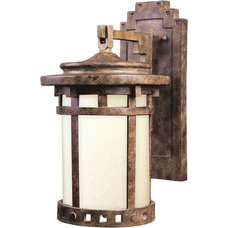 Craftsman Outdoor Wall Lights And Sconces by We Got Lites