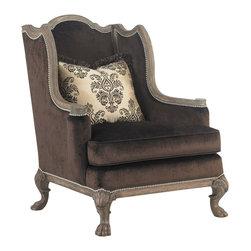 Lexington - Lexington La Tourelle Gustave Chair - Lexington La Tourelle Gustave Chair 1559-11. La Tourelle