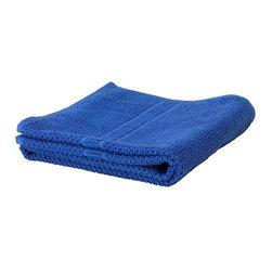 FRÄJEN Bath towel - Bath towel, blue