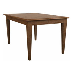 Broyhill Furniture - Color Cuisine Butterfly Extension Table in Honey - 5211-123 - Color Cuisine Collection Table