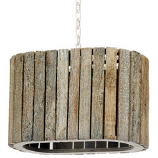Rustic Pendant Lighting by Indeed Decor