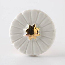 Contemporary Cabinet And Drawer Knobs by Anthropologie