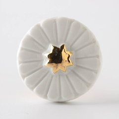 traditional knobs by Anthropologie