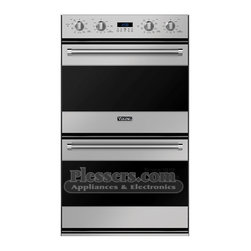 Viking RVDOE330SS Double Oven - New Model Replaced Viking D3 RDDOE306 - The Viking RVDOE330SS is the new rebranded replacement of the Viking D3 RDDOE306 model.  We will update the information on this product once it becomes available.  If you have any questions please let us know.