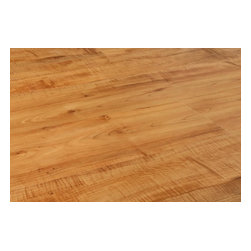 Vesdura - Vesdura Vinyl Planks - 4mm Click Lock Buck Creek Collection - [24.0 sq ft/box] - Sawcut Maple -  With beautiful and realistic designs in an authentic wood look, the 4mm vinyl Buck Lake Expansion Connections flooring series will bring long-lasting value to your home.    Get more for your money with durable, wood-look vinyl floors    With a high-definition printing process created for more realistic effects, this Buck Lake Expansion Connections flooring series mimics the look and feel of authentic wood at a price that makes sense for your family. Made to last, this product will help you get more out of your flooring investment.    This line of floors is softer, more cushioned, and quieter under-foot in comparison with laminate flooring, which means that it will be a wonderful addition to a busy family home. Try it any place in your home that you need a quality solution for your flooring needs.    Value meets quality with BuildDirect's low prices    The Buck Lake Expansion Connections flooring series is available at an outstanding price at BuildDirect, which means that you get more for your money with our commitment to quality. Create the look you want at the right price.    BuildDirect makes it easy for you to install this outstanding product in your home. We work hard to negotiate the best possible deals on the market today so that you get more for less, but we also make sure that our products represent the highest quality for your hard-earned dollar.